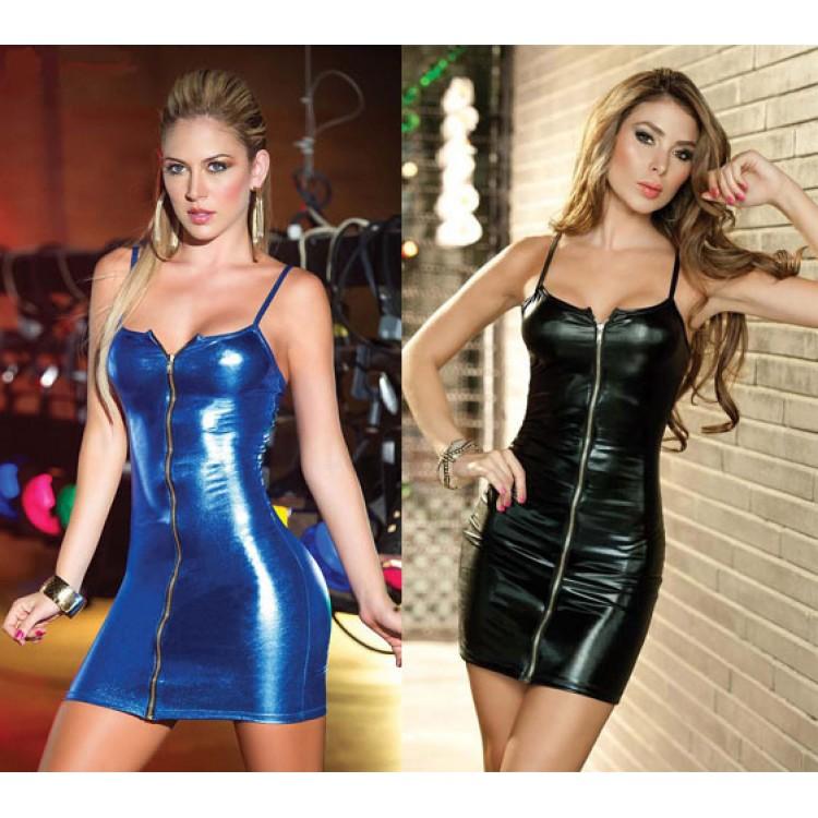 Dresses Hot Sale Women Latex Dresses